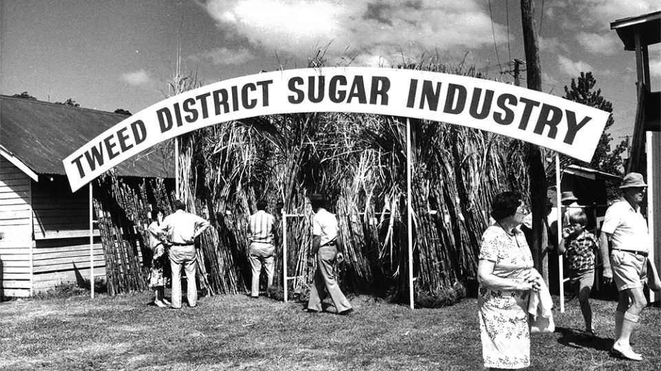 Sugar Industry History in Photographs – Cane Show Exhibits, 1949 – 1979