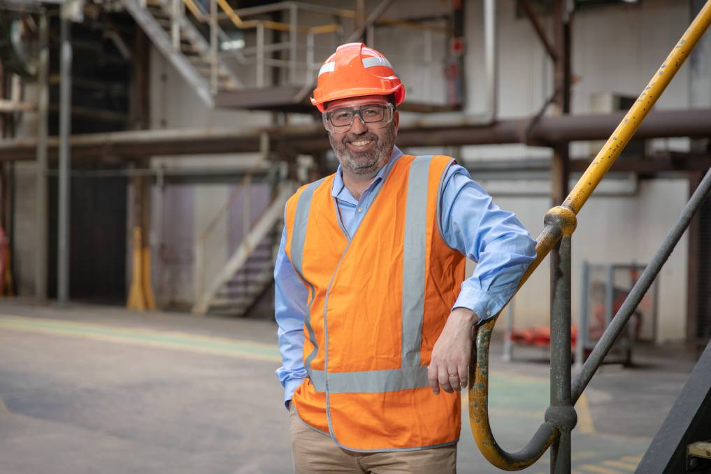Australian Sugar Milling Council chief executive David Pietsch